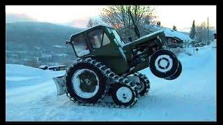 Полугусеничный ход для тракторов quot;ЮМЗquot; quot;МТЗquot;.
