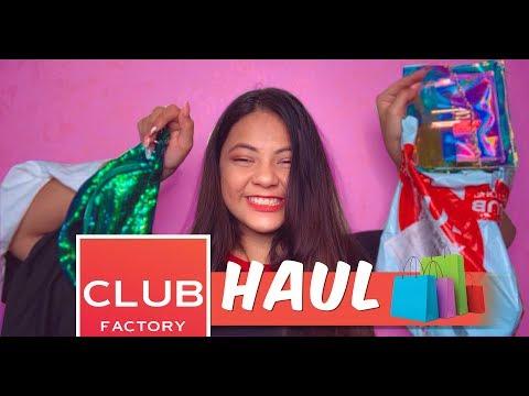 Club Factory Haul W Aneesah | MAAN |