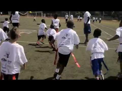 Deion Branch 5th Annual Skills & Drills Camp in Lousiville KY