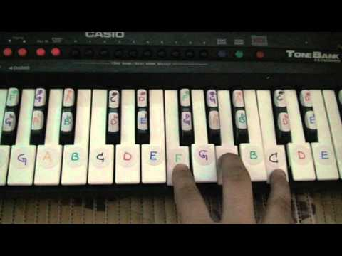 how to play any song on keyboard