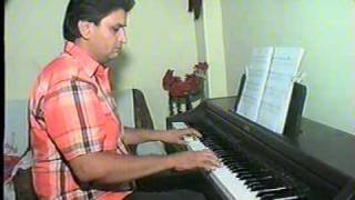 Chalte Chalte On Piano ( Rajeev Kumar