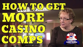"How to Get More Casino Comps with gambling author Jean ""Queen of Comps"" Scott"