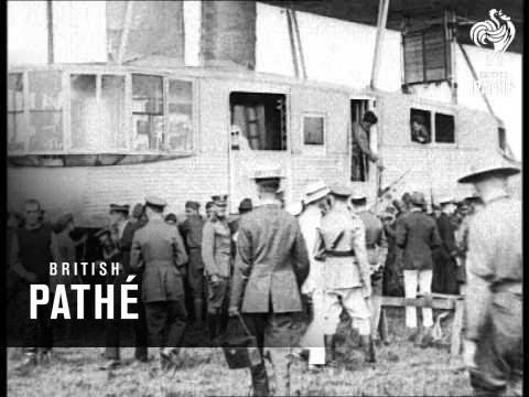 Airship That Made History - R 34 (1919)