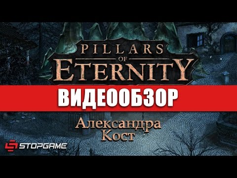 Обзор игры Pillars of Eternity