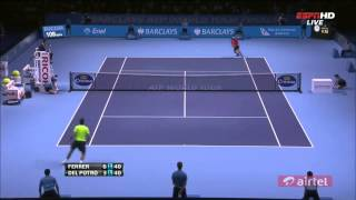 Juan Martin Del Potro Best Points part 8 (Full HD)