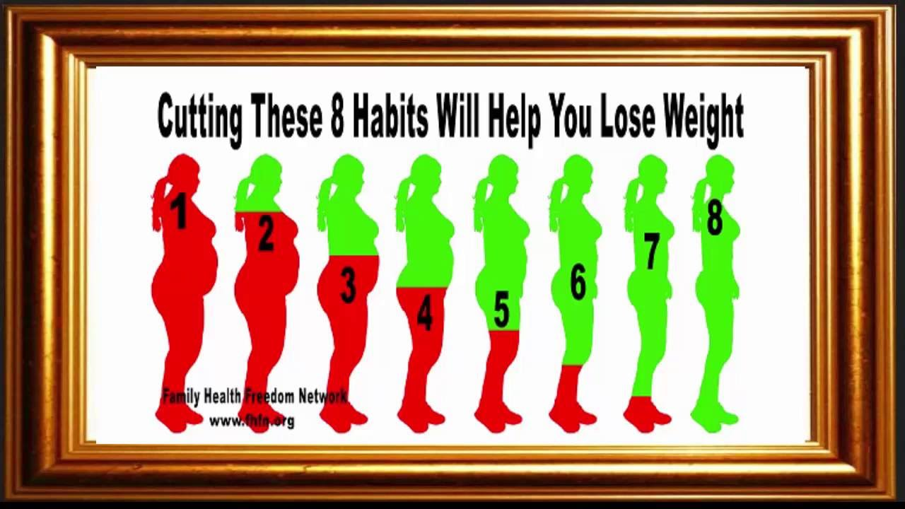 daily weight loss chart