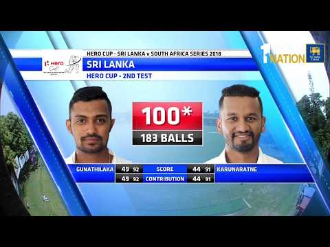 2nd Test Day 1 Highlights - South Africa tour of Sri Lanka Mp3