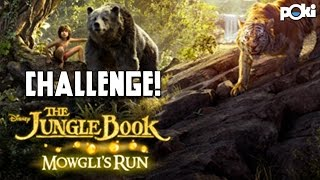 Run Mowgli! The Jungle Book: Mowgli's Run Challenge!