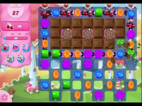 Candy Crush Saga Level 3153 NO BOOSTERS