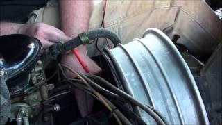 Pinzgauer 712m Engine Voltage Check