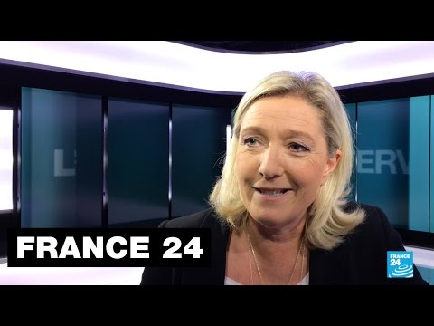 """Marine Le Pen : """"Si j'avais été musulmane..."""""""