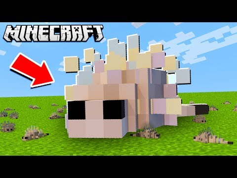 Download Youtube: IF ALL Mobs were GIANT in Minecraft!