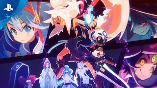 The Witch and the Hundred Knight 2 – Launch Trailer | PS4