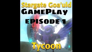 Roblox Stargate Tycoon GamePlay episode 1
