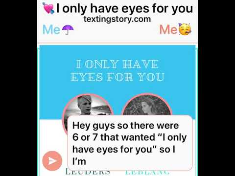 💘I Only Have Eyes For You Episode 1 Season 1