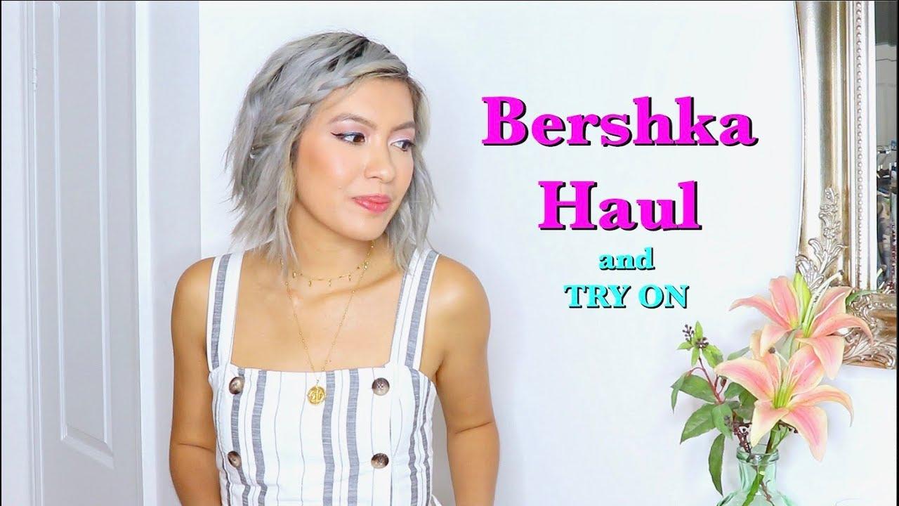655540d3be2 Summer 2018 New In Haul from Bershka (sister brand of Zara) - YouTube