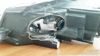 Чистка линз фар volkswagen passat b6