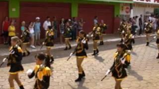 Fanfarra Cejat Uruana Go  Festa da Melançia