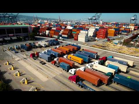 New Zero Emission Project Starts at SSA Marine at Port of Long Beach
