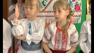 """Повна версія інтегрованого заняття для старшої групи """"Українці ми маленькі, Україна  наша ненька!"""""""