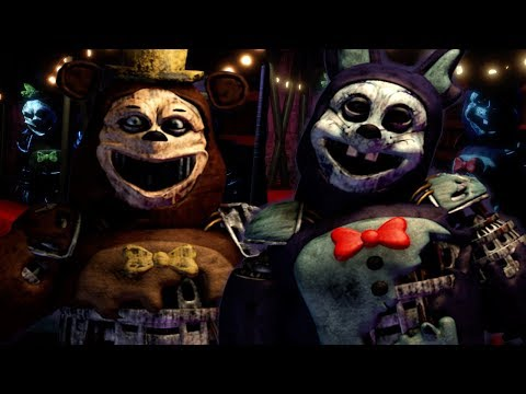 TERRIFYING TWISTED ANIMATRONICS IN A FORGOTTEN CARNIVAL! | FNAF The Twisted Carnival
