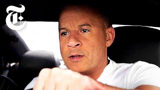 Watch Vin Diesel Drive Through a Minefield in 'F9' | Anatomy of a Scene