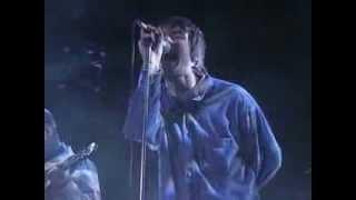 Oasis - Live Forever (live) - Gleneagles, Scotland - 06.02.1994