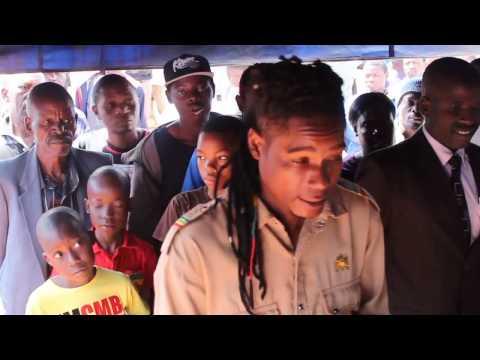 Soul Jah Love's Speech at Love Souljah's Funeral