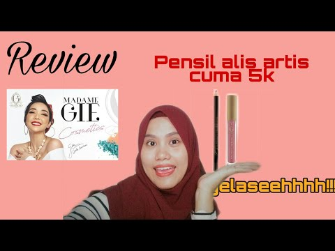 review-madame-gie-cosmetics-super-murah-|lipstik,-lipbalm,-liptint-&-eyebrow-madame-gie-by-gisela