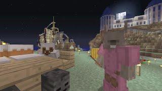 "Minecraft XBOX - Evil Empire {141} ""TRICK OR TREAT!"""