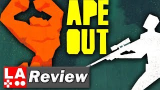 Ape Out Review | Nintendo Switch & PC (Video Game Video Review)