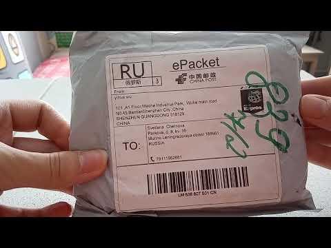 Распаковка  Вместо Xiaom Mi Band 3 пришла подделка М3 с