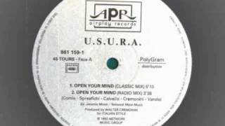 U.S.U.R.A - Open Your Mind (Classic Mix)