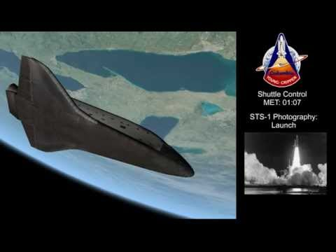 The Greatest Test Flight - STS-1 (Full Mission 04)