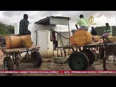 Penggalian Telaga Air di Somalia