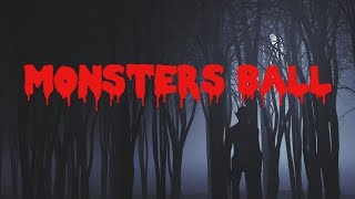 Aggressive Dark Trap Beat Hip Hop Instrumental 2018- Monsters Ball