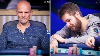 Dominik Nitsche Analyzes Heads Up Hand From One Drop