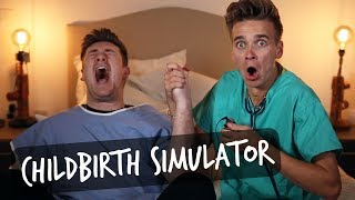 CHILDBIRTH SIMULATOR ft OLI WHITE