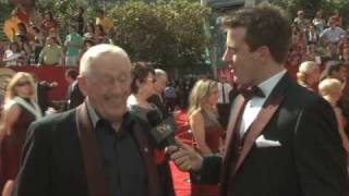 Primetime Emmy 61 Red Carpet Interview - Len Cariou