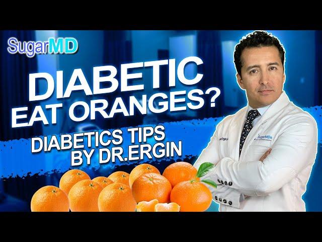 Can I Have Oranges or Orange Juice if I have diabetes?
