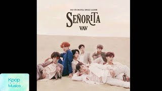 Baixar VAV (브이에이브이) - SENORITA (Instrumental)('The 5th Digital Single Album'[Senorita])