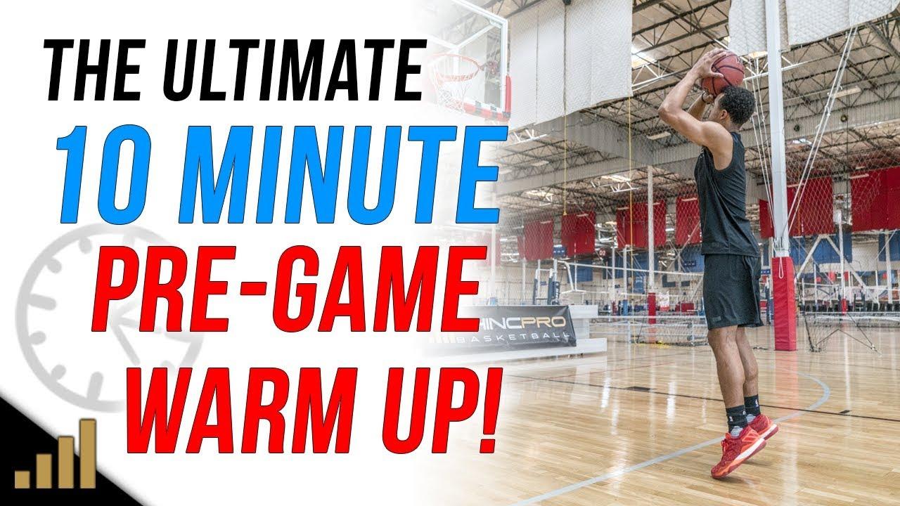 5 Minute Basketball Warm-Up | Pro Skills Basketball