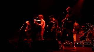 Gogol Bordello - Rebellious Love [HD] live