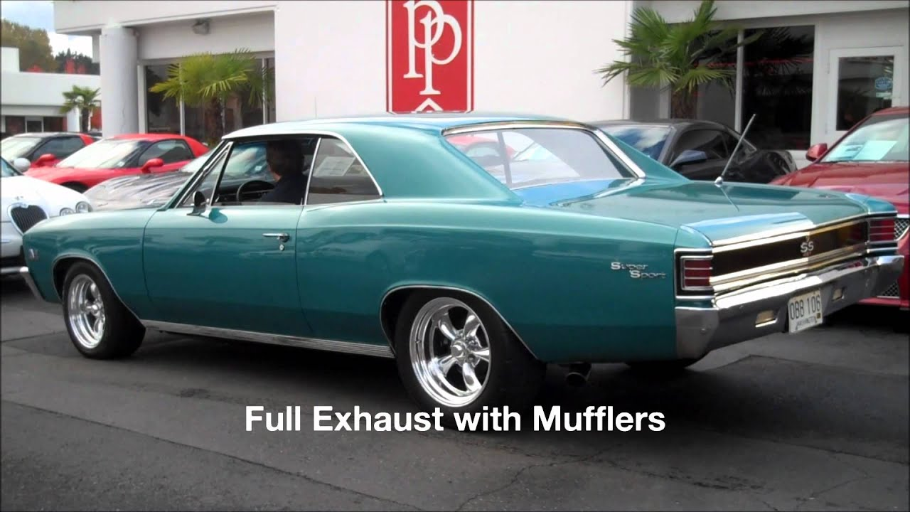Watch on 1967 chevrolet chevelle ss