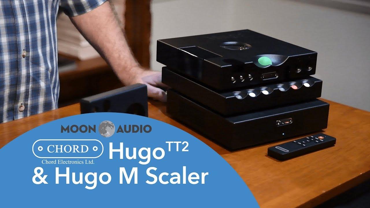 Chord Hugo TT 2 DAC & Headphone Amplifier