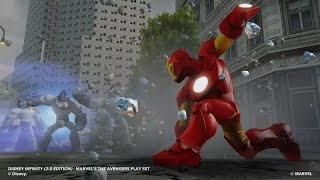 #disney Infinity 2.0 Toy Box - Android/ios Walkthrough (ft. Iron Man)