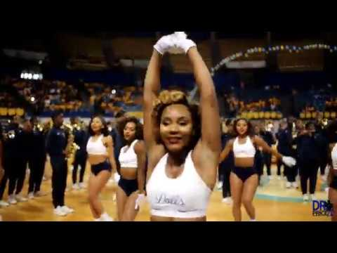 Southern University Fabulous Dancing Dolls Highlights @ High School Day (2017)