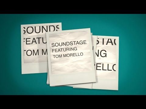 Video: Soundstage Featuring Tom Morello