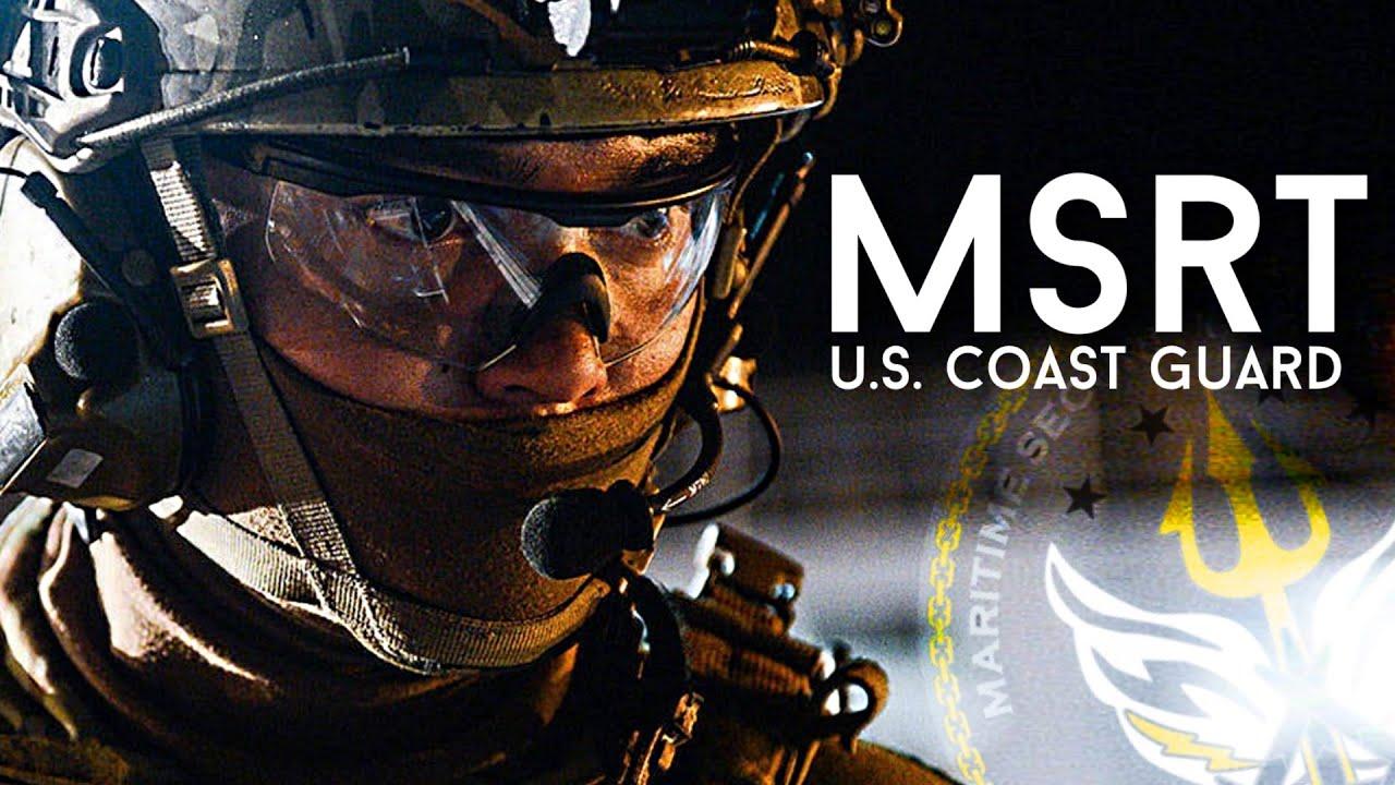 "U.S. Coast Guard MSRT - ""The Night is Ours"" (2021 ᴴᴰ)"