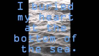 D At Sea - The ocean lies lyrcis